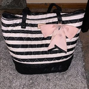 Betsey Johnson Tote Purse